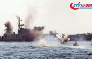 İran'dan geniş çaplı deniz tatbikatı