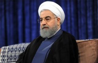 Ruhani, Trump ile telefon görüşmesini reddettiğini...