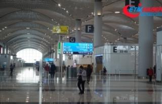 İstanbul Havalimanı'nda ilk aşamada 16 bin kişiye...