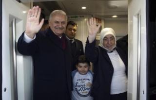 'İstanbul'da da güzel işler yapacağıma...
