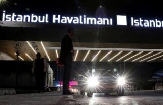 İstanbul Havalimanı otoparkları 7 Nisan'a...