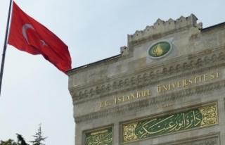 'İstanbul Üniversitesi basında en çok yer...