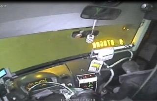 'Kahraman şoför' bu kez kalp krizi geçiren...