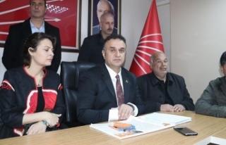 Karataş Belediye Başkanı Ünal, CHP'den istifa...