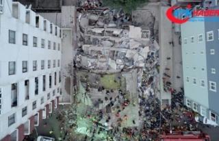 Kartal'da çöken binadaki ihmaller bilirkişi...