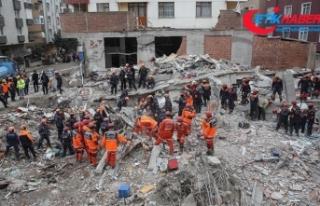Kartal'daki çöken binaya ilişkin soruşturmada...