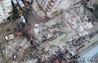 Kartal'da çöken binada 2 kişi öldü, 6 kişi...