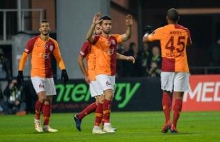 Kasımpaşa - Galatasaray: 1-4