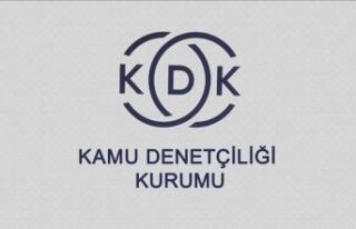 KDK'den tavsiye kararına uyan ÖSYM'ye...