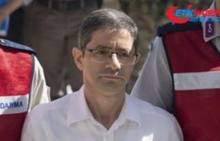 Kemal Batmaz'ın Gülen'e mektubu jandarmaya...