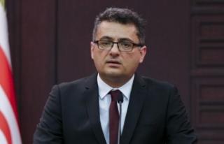 KKTC Başbakanı Erhürman: Kıbrıs Türk halkının...