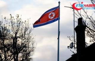 Kuzey Kore'nin Madrid Büyükelçiliğinde 'siyasi...