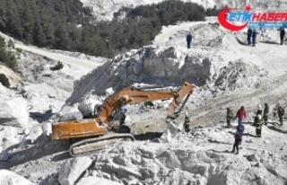 Maden sahasındaki heyelan soruşturmasında gözaltı...