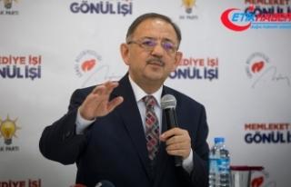 Mehmet Özhaseki: Onların oylarında evlatlarımızın...