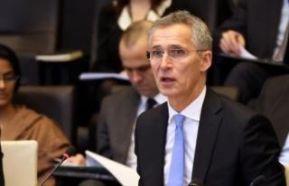 NATO Genel Sekreteri Stoltenberg: NATO Afganistan'da...