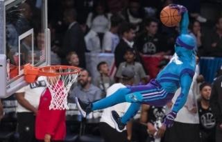NBA All-Star'da yarışmalara katılacak oyuncular...