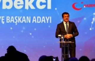 Nihat Zeybekci'den '10 Numara İzmir' projeleri