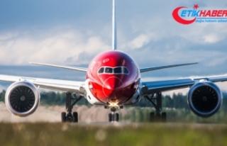 Norveç uçağına bomba ihbarı