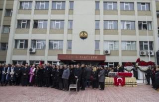 Öldürülen akademisyen Ceren Damar Şenel'in...