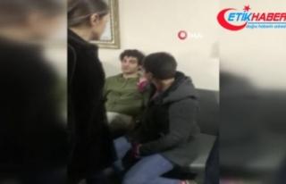 Oyuncu Özgür Aydın'a taksi şoförüne darp iddiasıyla...