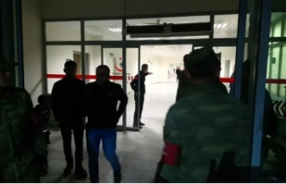 Polatlı Sakarya Kışlası'nda mühimmat patlaması