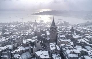 Prof. Dr. Hüseyin Toros: İstanbul'da karın...