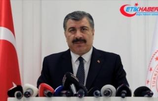 Sağlık Bakanı Koca: Kızamık vaka sayısı Avrupa'ya...