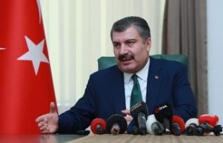 Sağlık Bakanı Koca: Kentlerde vakalara ulaşma...