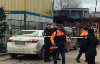 Sakarya'da sanayi sitesinde gaz kaçağı; 3...