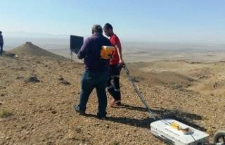 Sakarya'da yeni şehit mezarları radarla tespit...