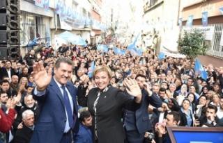 Sarıgül: Bülent Ecevit'in siyasi nezaketi...
