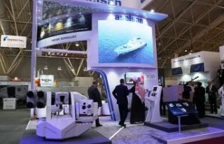 Savunma sanayisi IDEX Fuarı'na katılıyor
