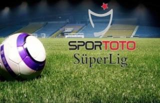Süper Lig'de 25 ve 26. hafta fikstürü açıklandı