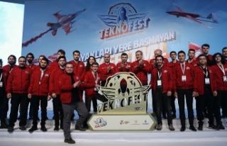 TEKNOFEST 17-22 Eylül'de Atatürk Havalimanı'nda...