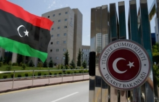 Ticaret Bakanlığından Libya'daki projeler...