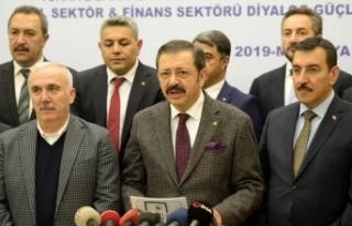 TOBB Başkanı Hisarcıklıoğlu: Türkiye'nin...