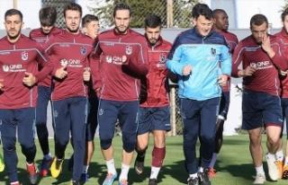 Trabzonspor gençlerine güveniyor