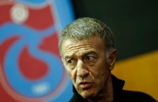 Trabzonspor Kulübü Başkanı Ağaoğlu: VAR'da...