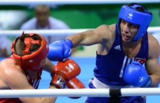 Türk boksör Avni Yıldırım, ABD'de unvan...