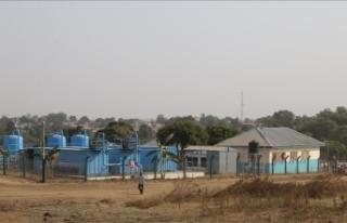 Türk firmasıyla 200 bin Nijeryalı temiz suya kavuştu