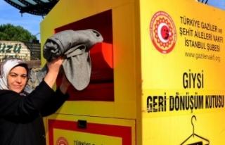 Türkiye Gaziler ve Şehit Aileleri Vakfından 'Askıda...