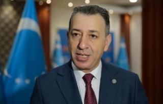 Türkmenler IKBY'de Parlamento Başkan Yardımcılığını...