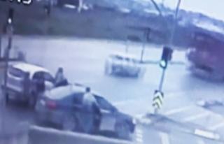 Tuzla'da iki kadının hırsızlarla mücadelesi...