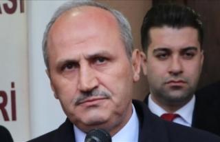 Ulaştırma ve Altyapı Bakanı Turhan: Bu seçim...