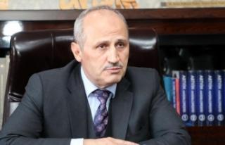 Ulaştırma ve Altyapı Bakanı Turhan: Kamu hizmeti...