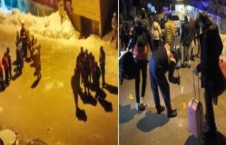 Uludağ'da iki grup arasında silahlı kavga:...