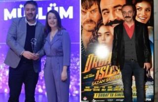 Ünlü yapımcı Mustafa Uslu'dan Yılmaz Erdoğan'a...