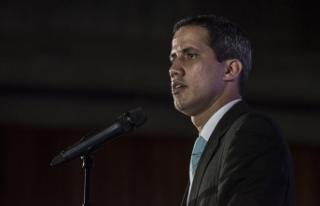 Venezuelalı muhalif lider Guaido, ABD Başkan Yardımcısı...