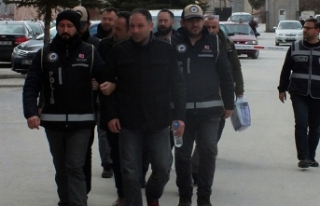 Yozgat'ta 9 eski komiser yardımcısı adliyeye...