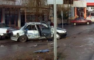 Yozgat'ta okul yolunda kaza: 3'ü çocuk...
